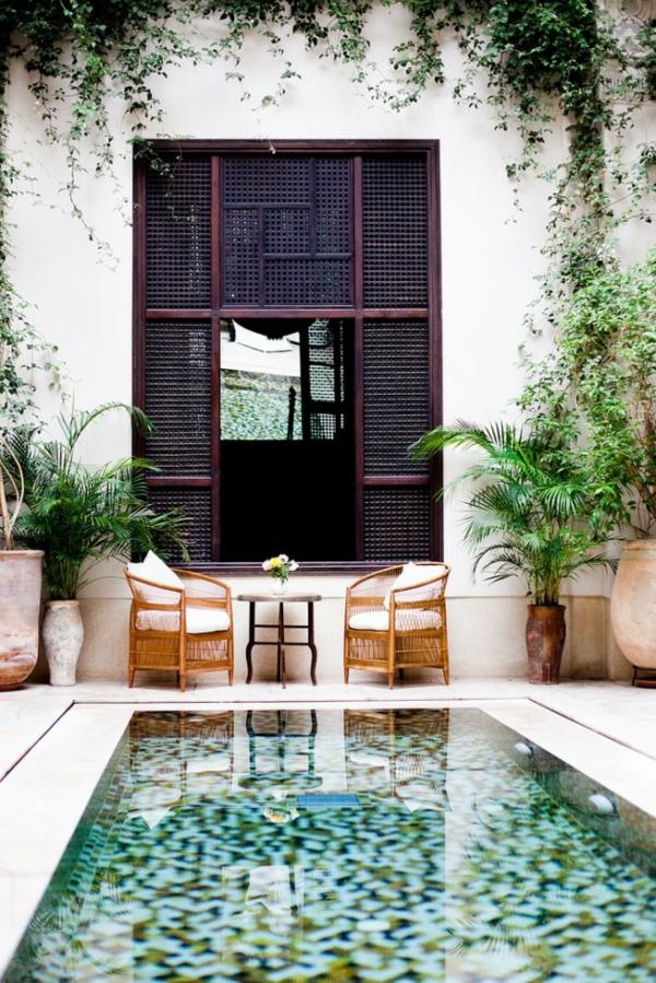 Un jardin ext rieur zen des id es pour vous inspirer - Deco jardin zen quels sont les elements du jardin zen ...