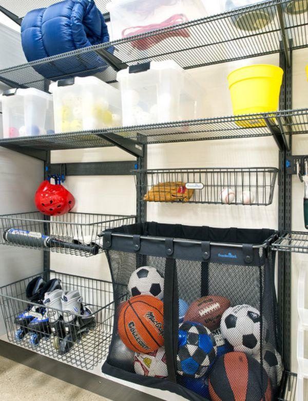des id es de rangement pour son garage moving tahiti. Black Bedroom Furniture Sets. Home Design Ideas