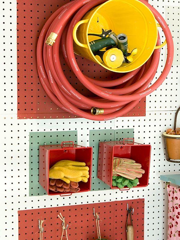 Des id es de rangement pour son garage moving tahiti for Idee de rangement pour garage