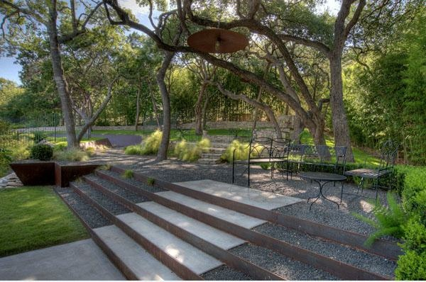 4.escalier-de-jardin-design-original - Moving Tahiti