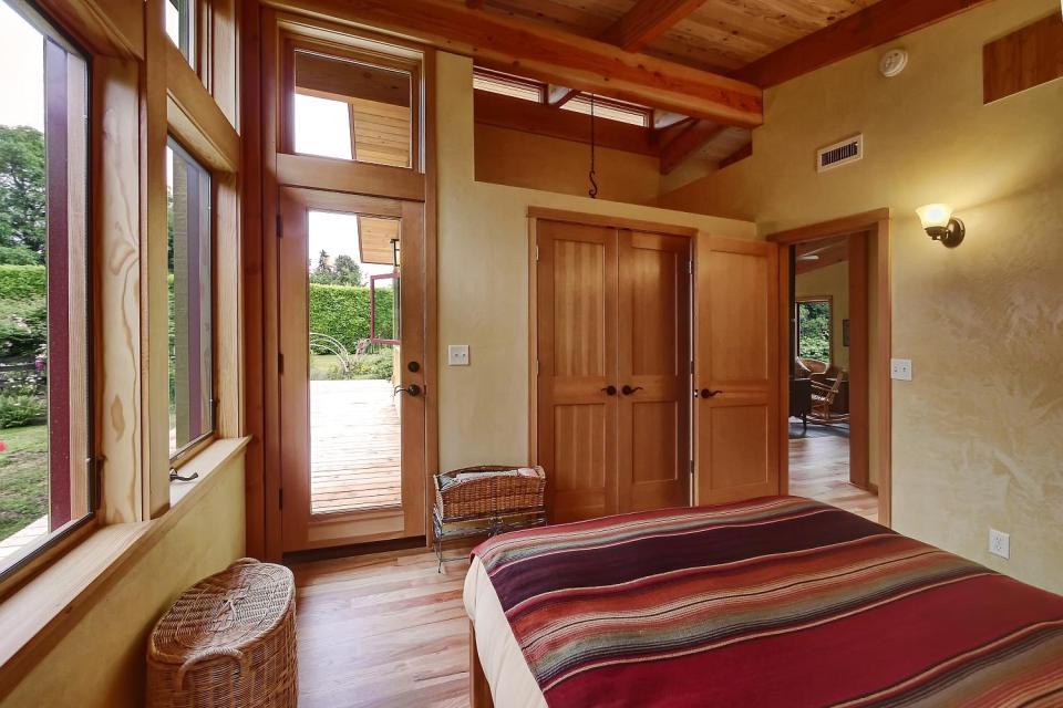 Une Petite Maison Color 233 E Toute En Bois