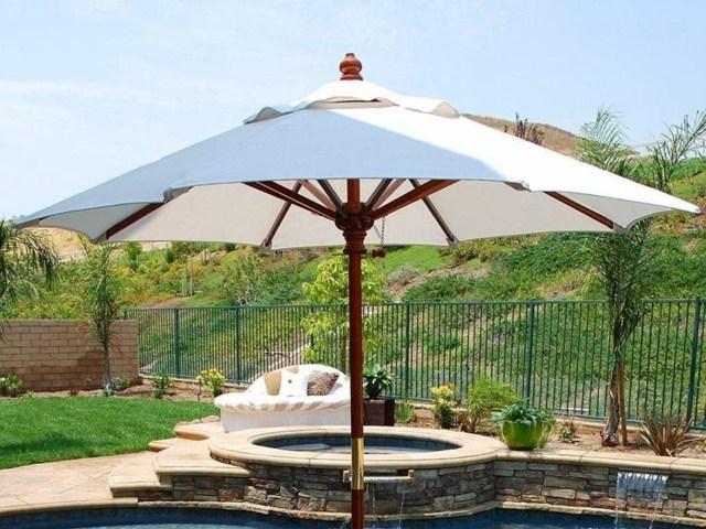 le parasol de jardin moving tahiti. Black Bedroom Furniture Sets. Home Design Ideas
