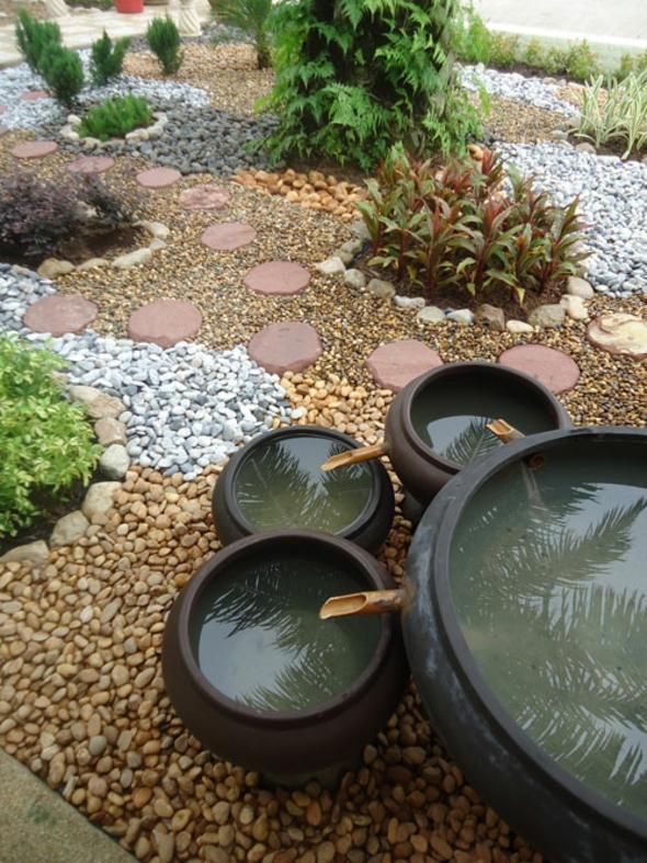 Des id es de jardin zen moving tahiti - Idee de jardin zen ...