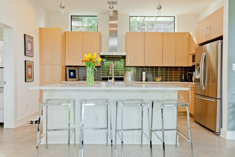 Un tabouret pour l 39 lot central de votre cuisine moving - Tabouret d ilot de cuisine ...