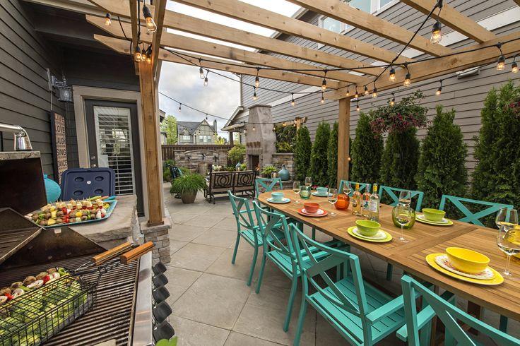 la cuisine ext rieure le choix id al pour un repas ciel ouvert moving tahiti. Black Bedroom Furniture Sets. Home Design Ideas