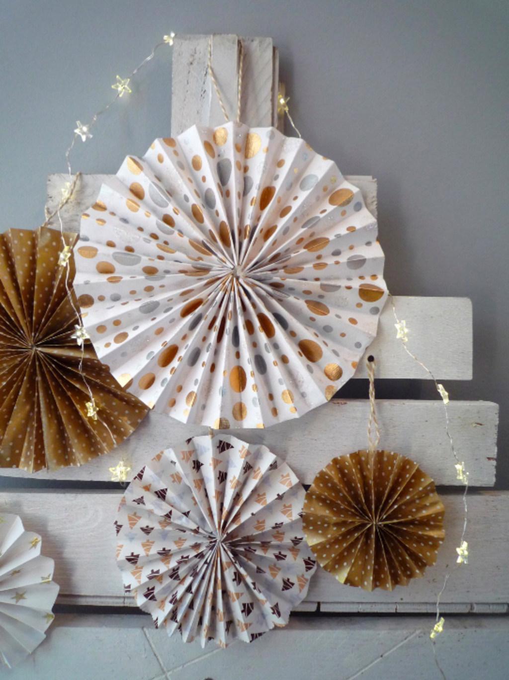 #674224 DIY : Notre Sélection De Décorations De Noël à Faire Soi  5413 décorations de noel en papier 1024x1368 px @ aertt.com