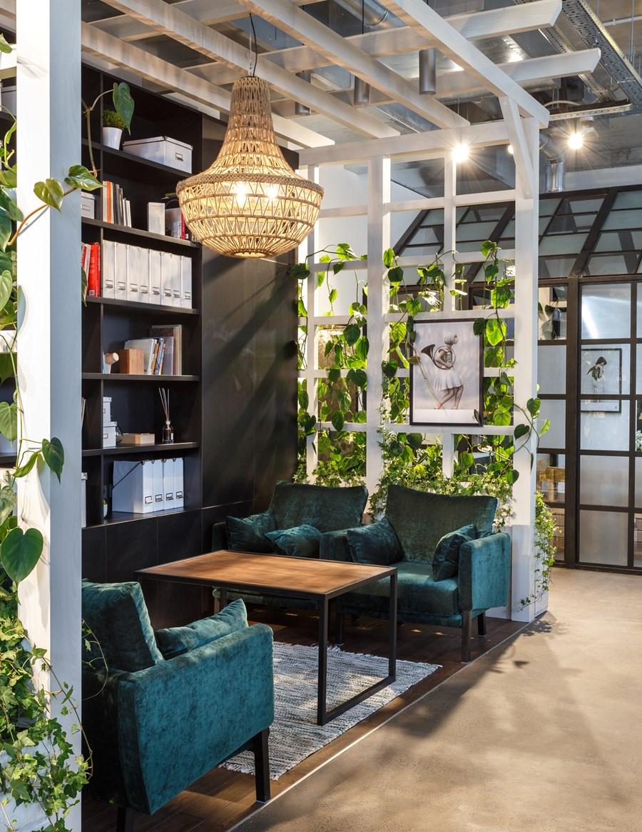 le bureau parfait r alis par circle line interiors. Black Bedroom Furniture Sets. Home Design Ideas