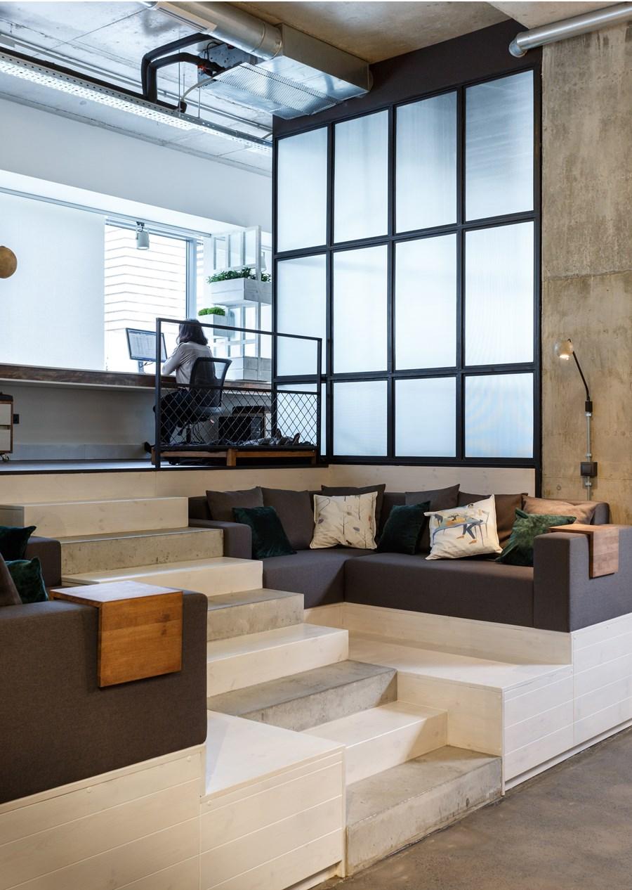 le bureau parfait r alis par circle line interiors moving tahiti. Black Bedroom Furniture Sets. Home Design Ideas