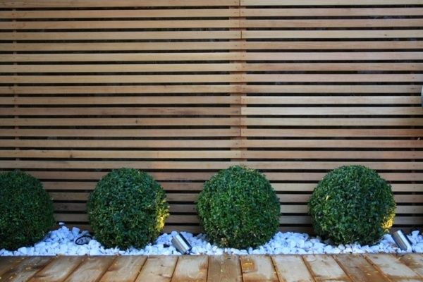 Intimite Beaute Jardin Cloture Bois ~ Construction gazebo abris de ...