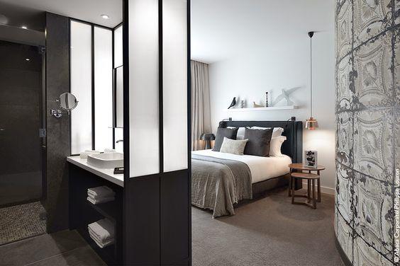 cloisonner son espace avec une verri re moving tahiti. Black Bedroom Furniture Sets. Home Design Ideas
