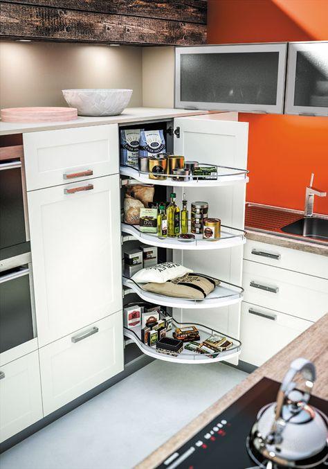 des astuces gain de place pour am nager votre petite cuisine moving tahiti. Black Bedroom Furniture Sets. Home Design Ideas