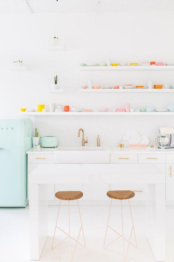 Bien choisir la couleur de sa cuisine  Moving Tahiti