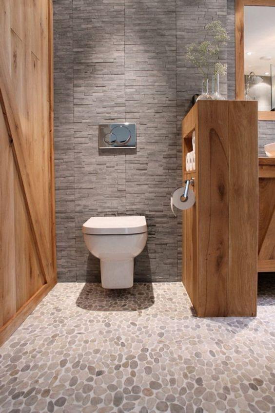 sublimez votre salle de bains avec des galets - Salle De Bain Avec Galet