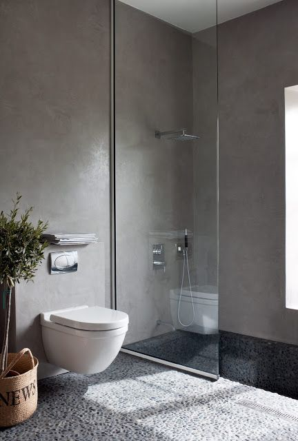 sublimez votre salle de bain avec des galets - moving tahiti - Salle De Bain Avec Galet