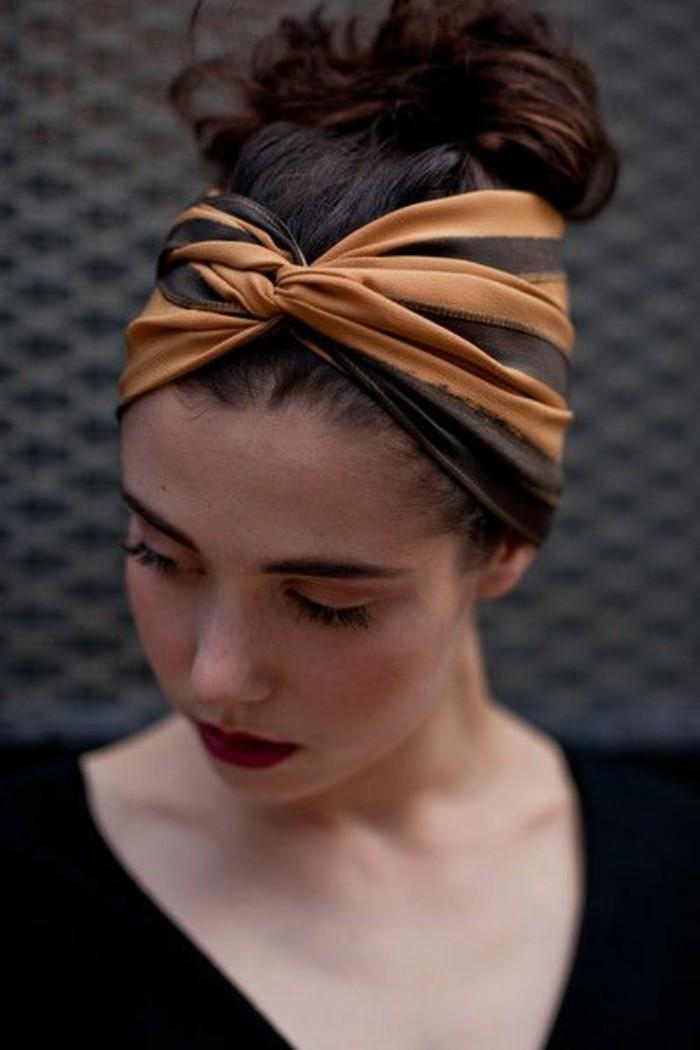 Comment porter le foulard moving tahiti - Comment porter un foulard ...