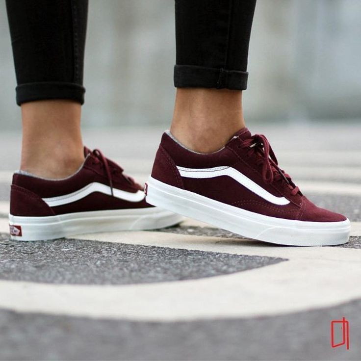 vans old skool homme bordeaux