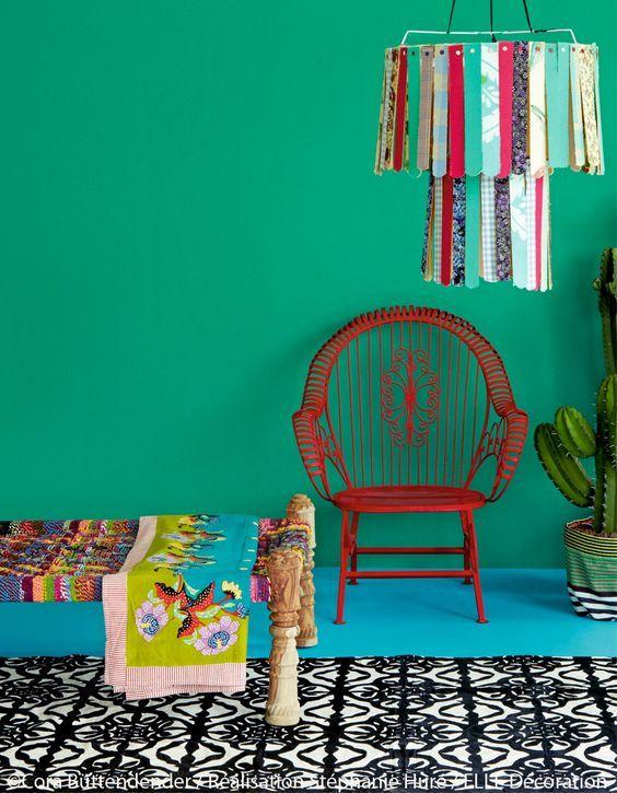 Quel mur peindre en couleur moving tahiti - Quel mur peindre en couleur ...